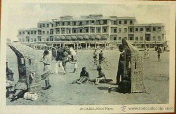 hotel-playa-victoria-fotos-antiguas-de-cadiz