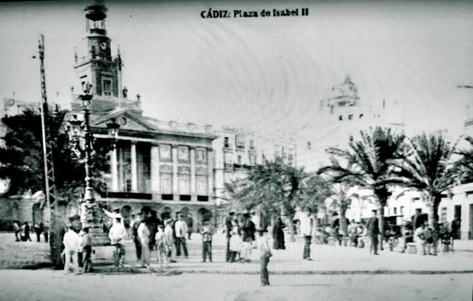 plaza-isabel-ii-fotos-antiguas-de-cadiz