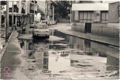 Avda.-Marconi-después-de-un-aguacero.-Años-60.-fotos-antiguas-de-cadiz