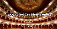coac 2020 en directo