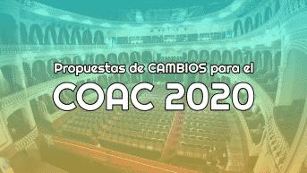 cambios en el coac 2020