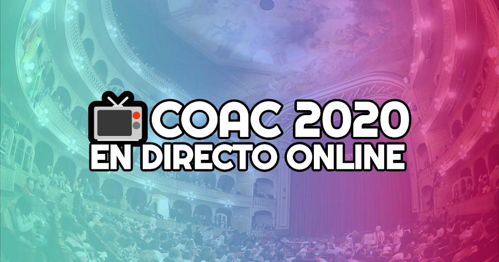 coac 2020 en directo online