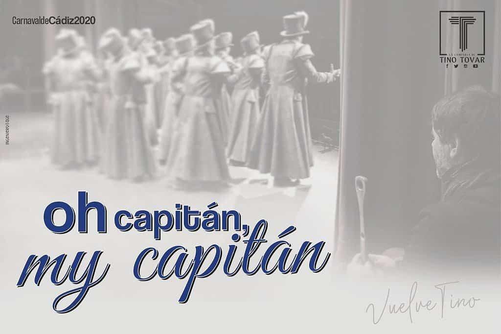 Comparsa Oh Capitán, my capitán