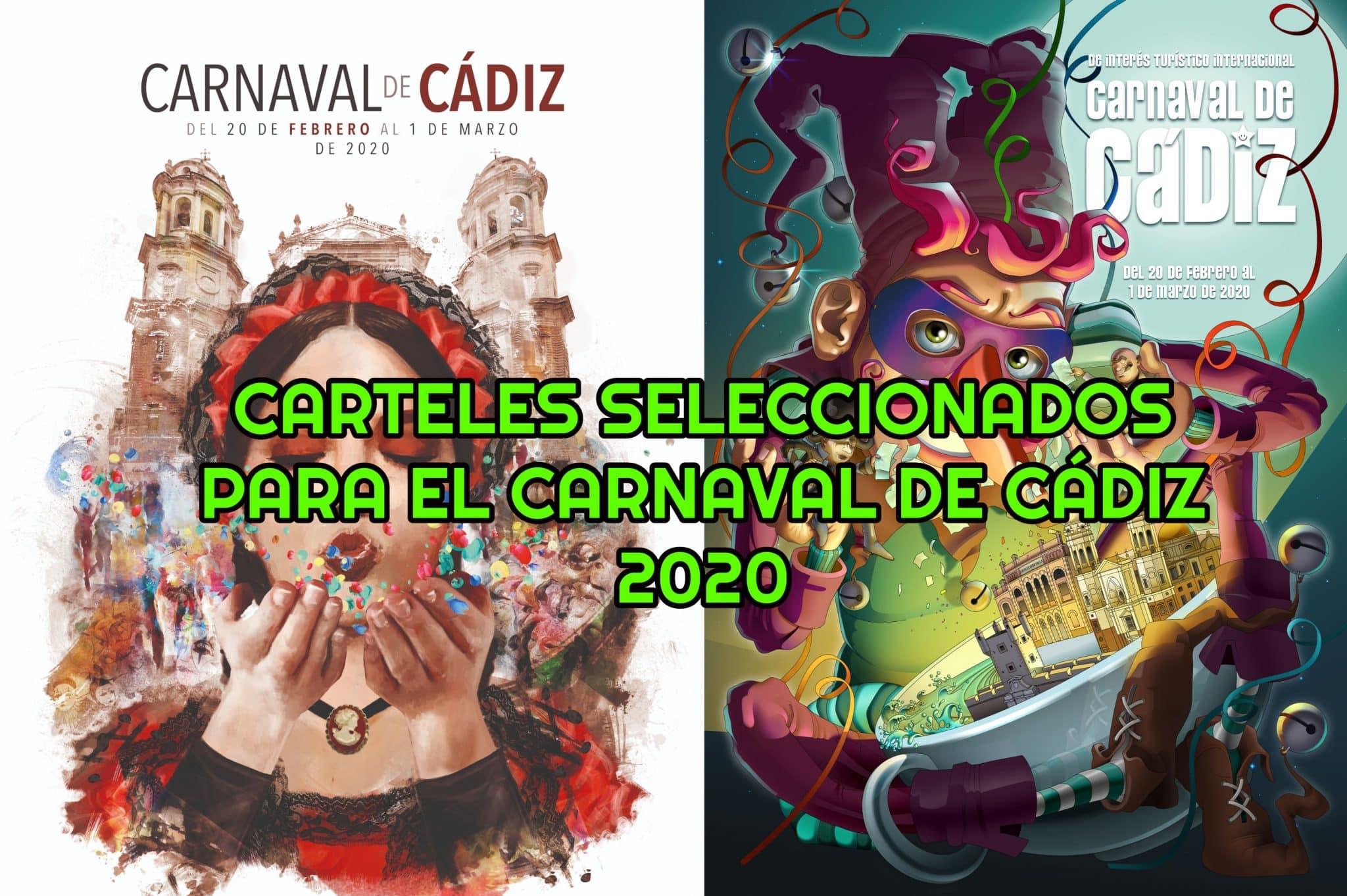 CARTEL CARNAVAL DE CADIZ 2020